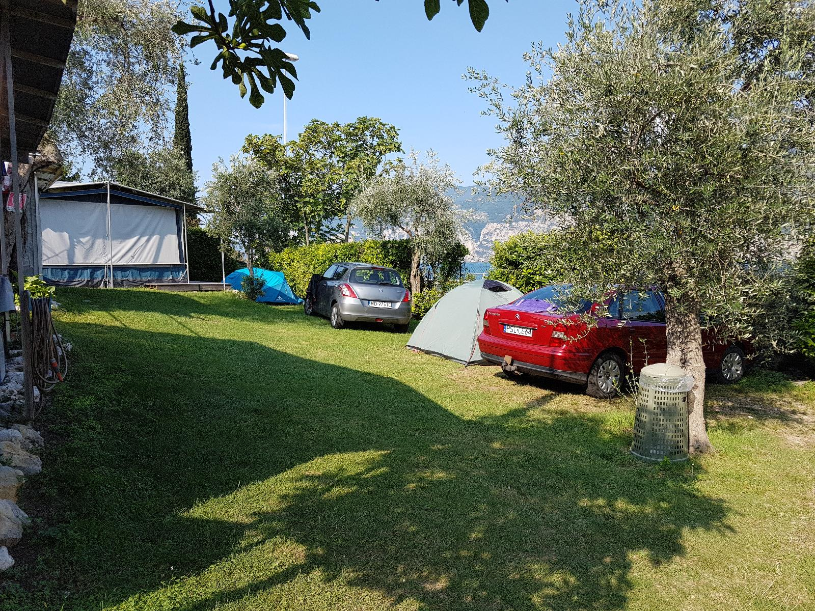 Places in our CAMPINPLACE  CAMPING CAMPAGNOLA