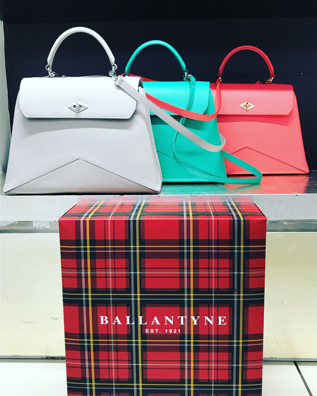 Diamondbag Ballantyne