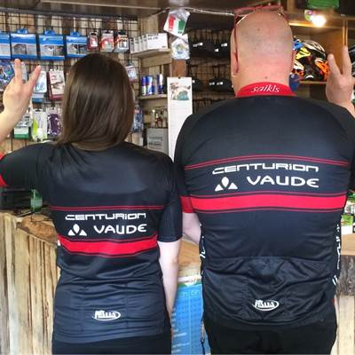 Bike wear 2016! Vaude Centurion Trikot! Bike wear Torbole sul Garda, Mandelli Bike