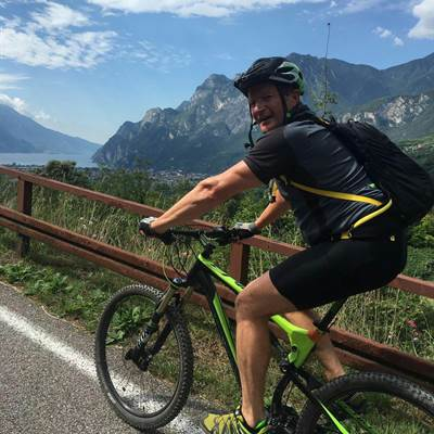 bike tour gardasee torbole bike wear