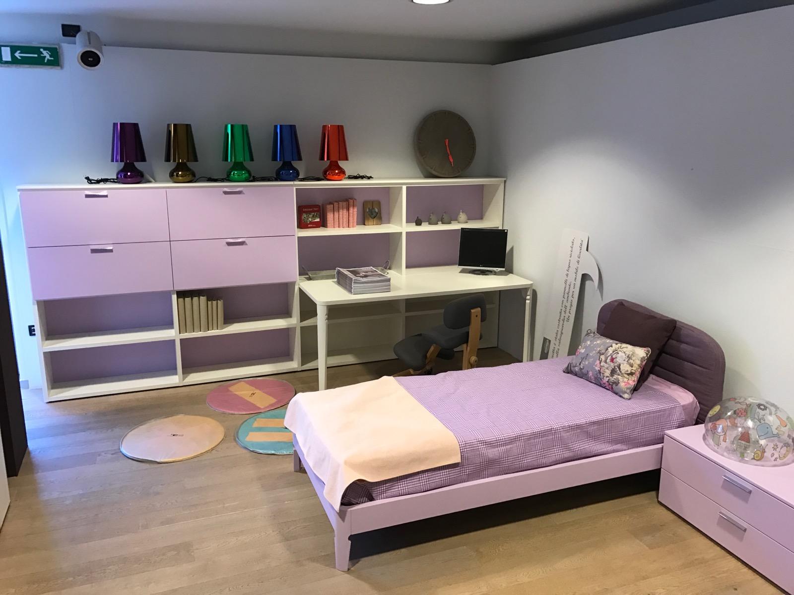 Cameretta bimba lilla design casa creativa e mobili - Tappeti per cameretta bimba ...
