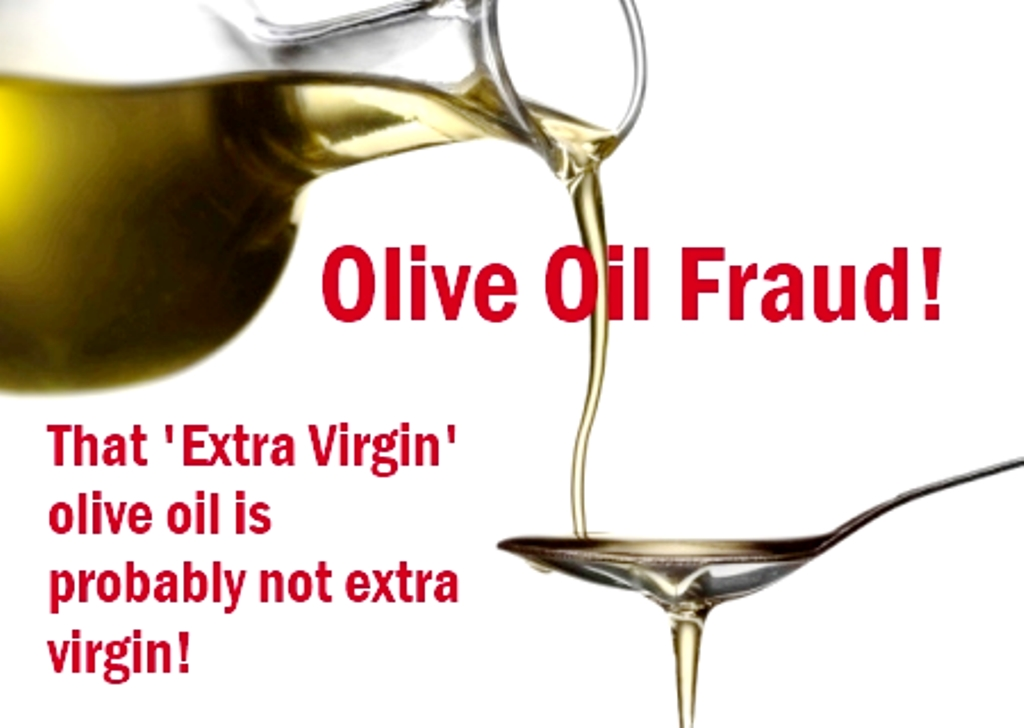 THE OLIVE OIL SCAM: THE 80% IS FAKE. IS YOUR EVOO REAL OR FAKE? OURS IS REAL! SHOP GOURMET ITALIA