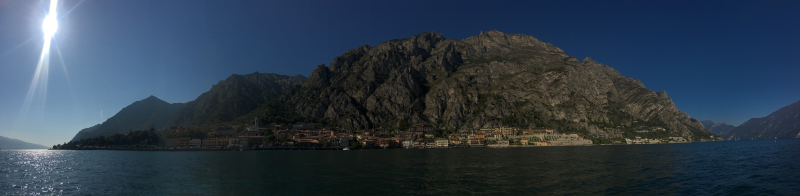 Autumn in Limone