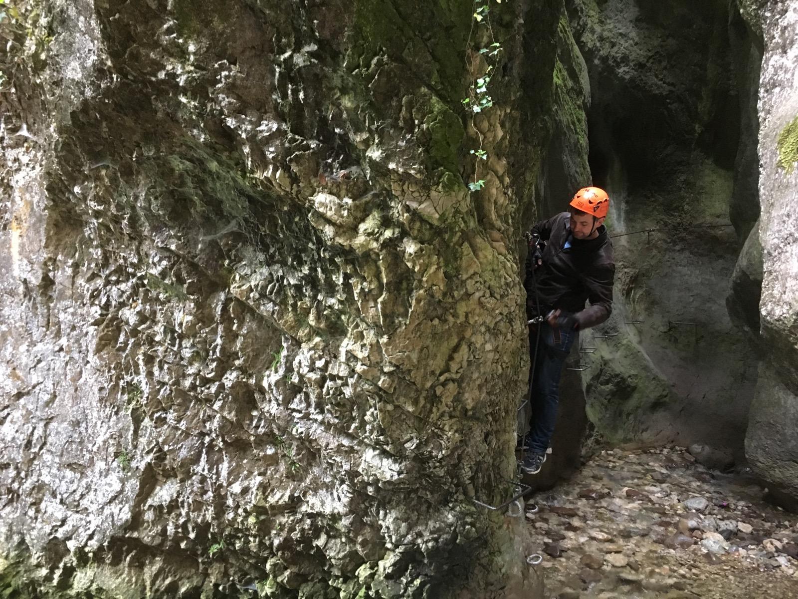 Klettersteige Gardasee : Klettersteige am gardasee mit fantastischem blick