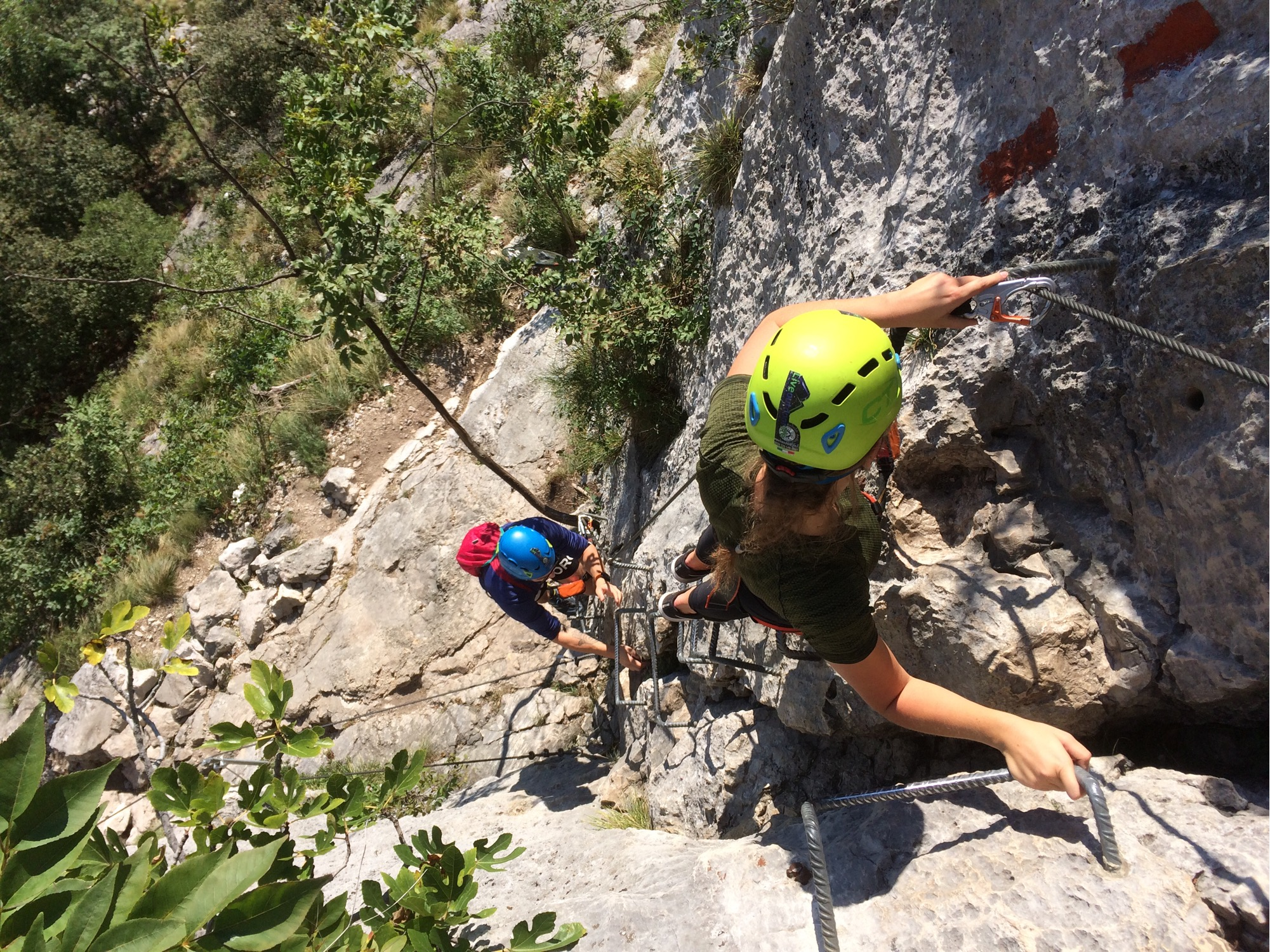 Via Ferrata, Monte Colodri Arco