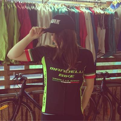 Bike wear 2016 Mandelli Bike! All the sizes of Bike wear, t-shirt and pants! Torbole sul Garda!