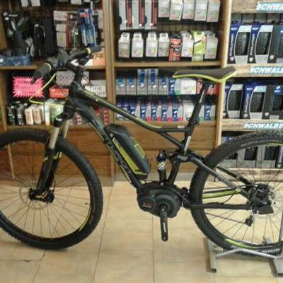 verleih e-bike gardasee torbole bike rent