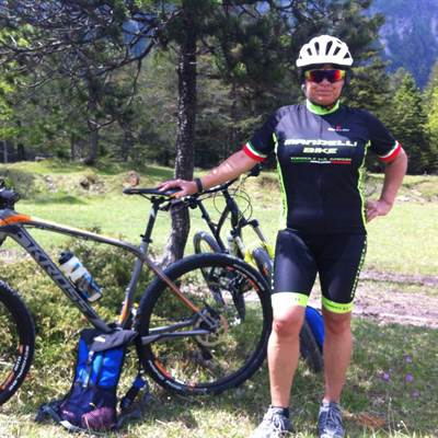 top model aus mittenwald bike wear gardasee fahrrad verleih bike rent