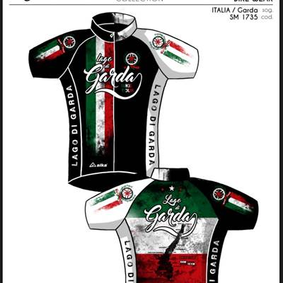 new bike wear 2017 gardasee  mandelli bike