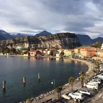 torbole  gardasee  lake garda rent a bike