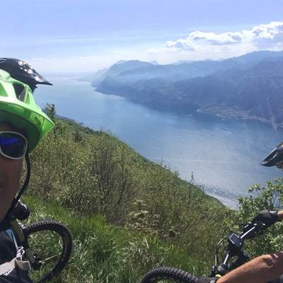 gardasee bike shop and rental center e-bike vaude thule abus