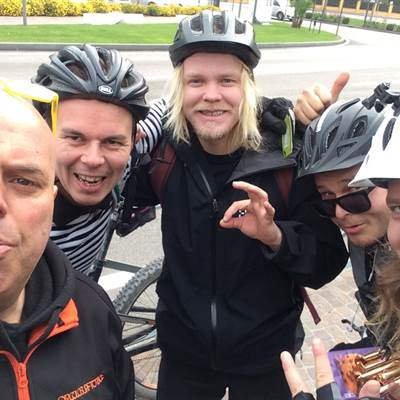 suomi finland perkele my friend torbole bike shop