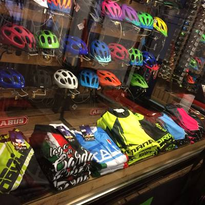 new bike wear torbole bike shop lake garda gardasee riva del garda