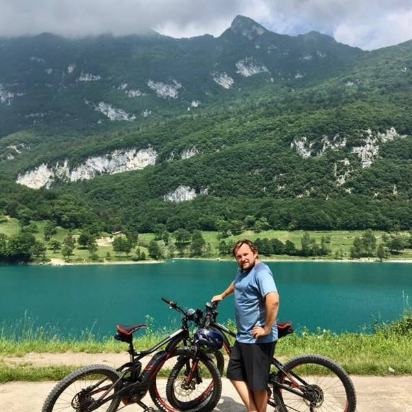 lago di tenno  torbole lake garda  e-bike  gardasee rent a bike