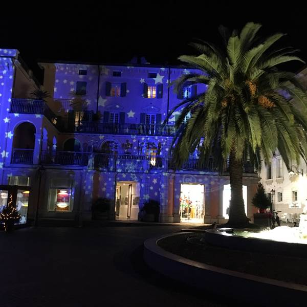 Riva by night