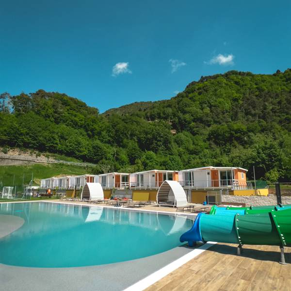 Gallery - Piscina camping
