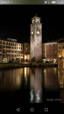 Riva by night - ---