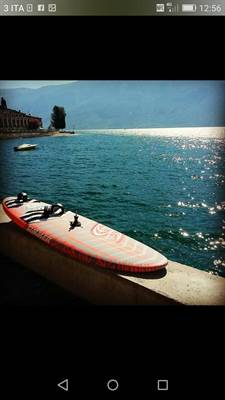 Garda Lake ♥ Windsurf - ---