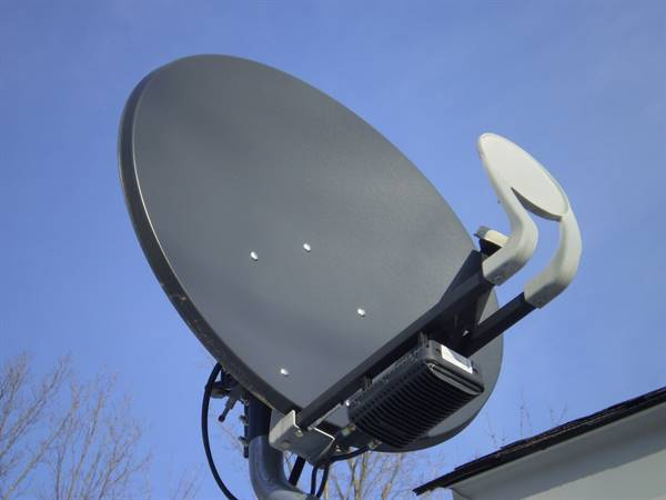 Impianti TV satellitari - TV-SAT