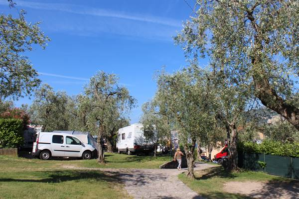 andere Plätze in unsere Camping Campagnola