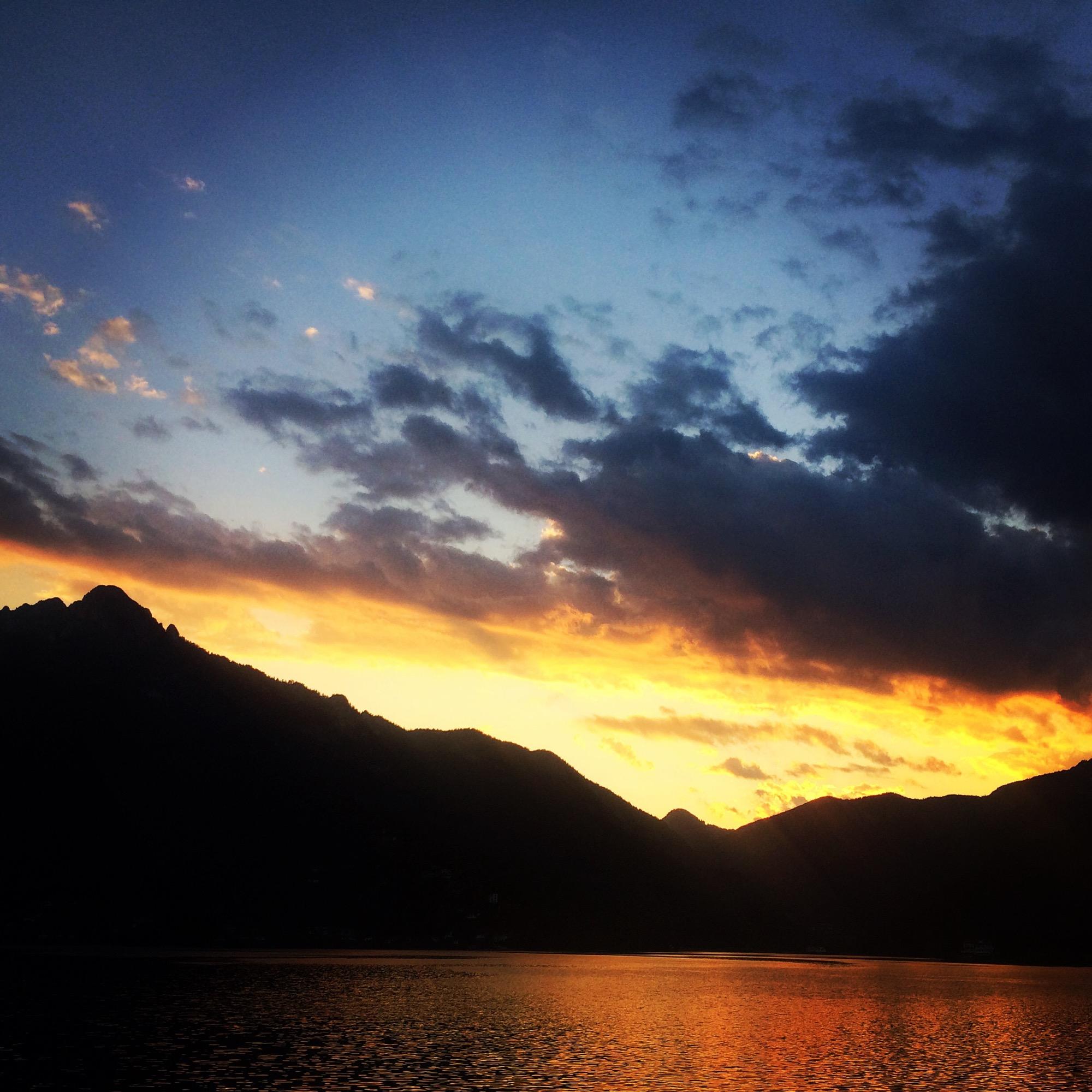 Ledro Lake