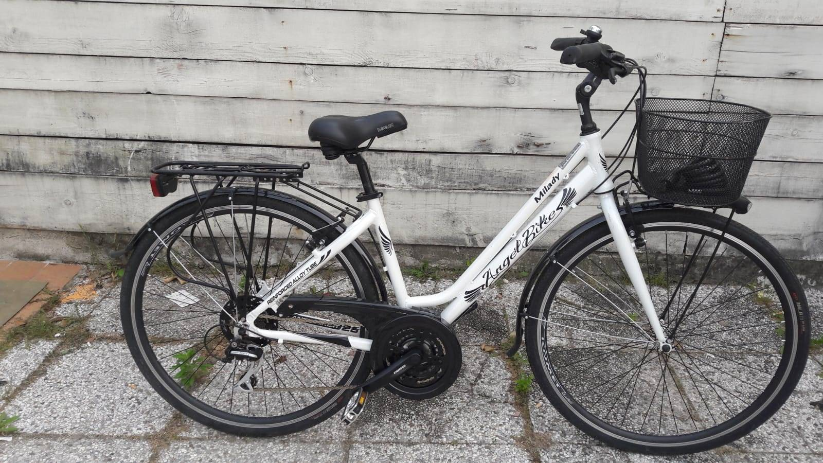 offerta city bike fine stagione