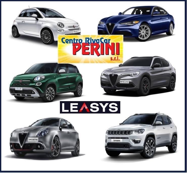 Autonoleggio Leasys Rent Riva del Garda