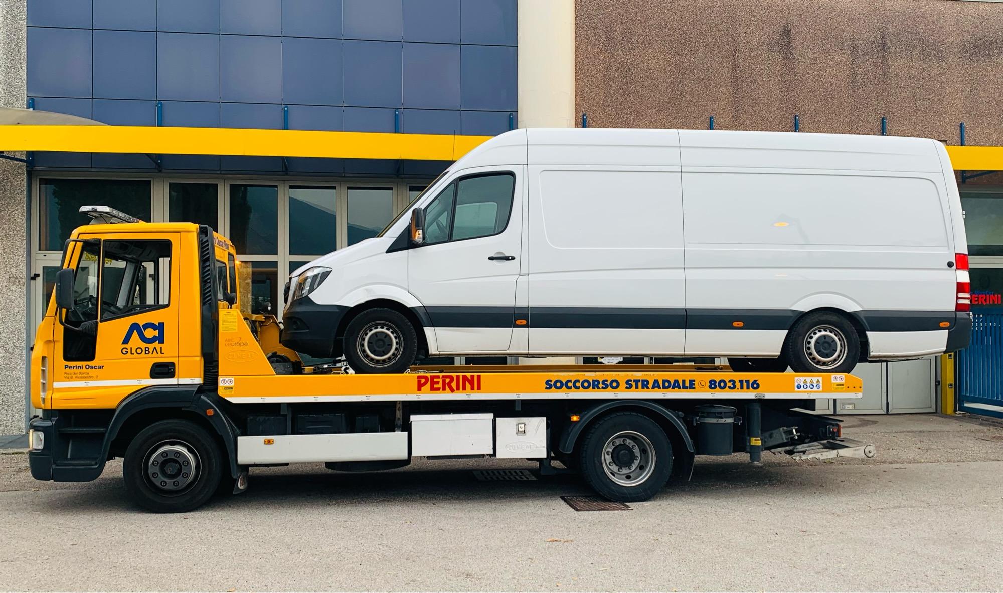 soccorso stradale furgoni