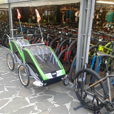 Torbole bike shop