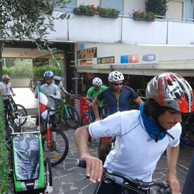 noleggio bike torbole biciclette elettriche e-bike