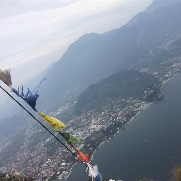 via ferrata CimaCapi - valle di Ledro
