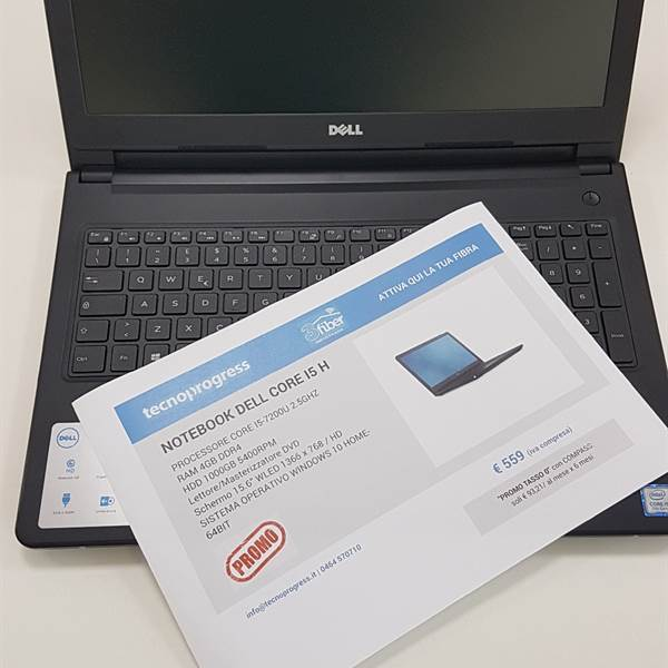 Offerta Notebook Dell