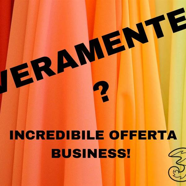 PER IL TUO BUSINESS