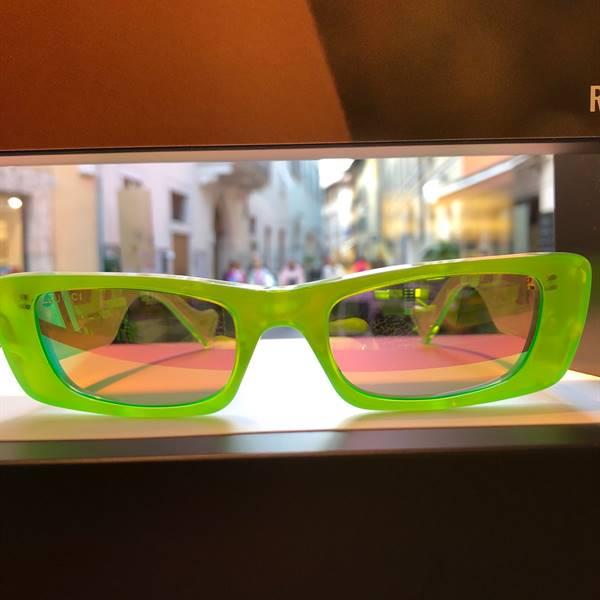 occhiale sole Gucci