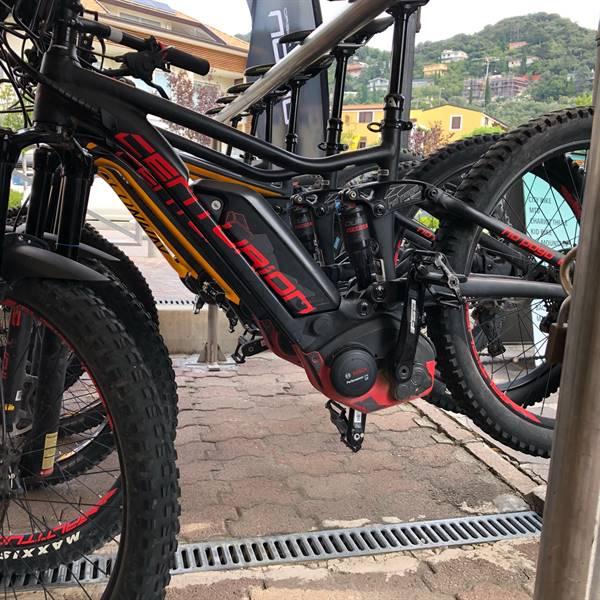 e-bike usate dopo noleggio