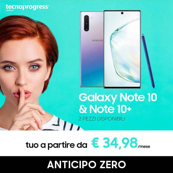 SAMSUNG GALAXY NOTE 10 E 10 +