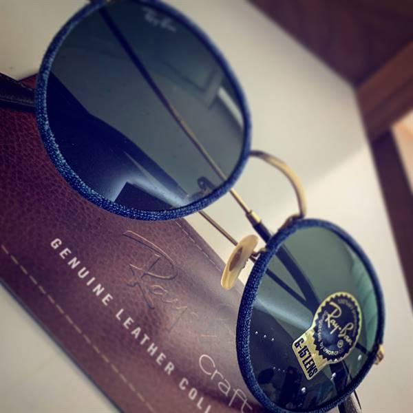 Rayban special collection versione jeans