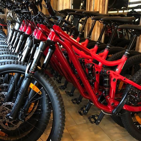 fahrradverleih am gardasee