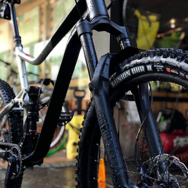 All Mountain Merida One Forty 700