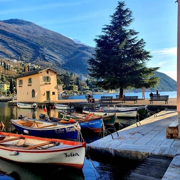 gennaio a Torbole sul Garda