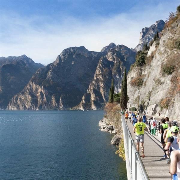 HALF MARATHON 14/11/2021 - RIVA DEL GARDA - Lake Garda
