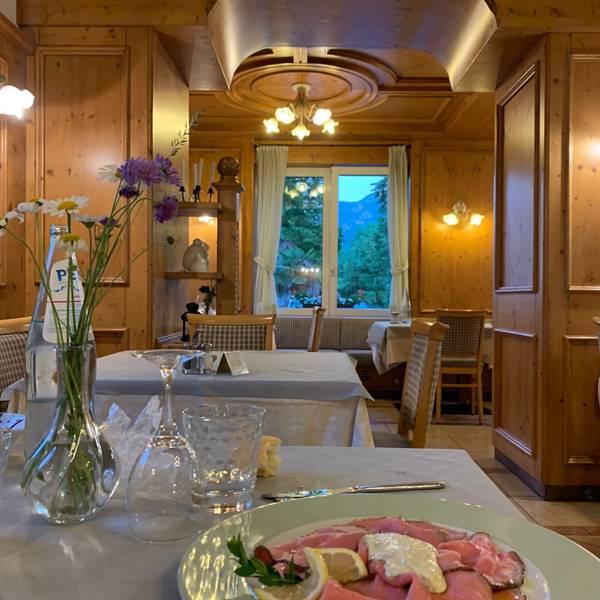ristorante Hotel Mezzolago