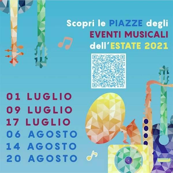Musica estate 2021 Riva del Garda