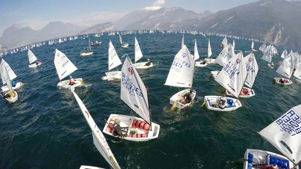 Lake Garda Meeting Optimist