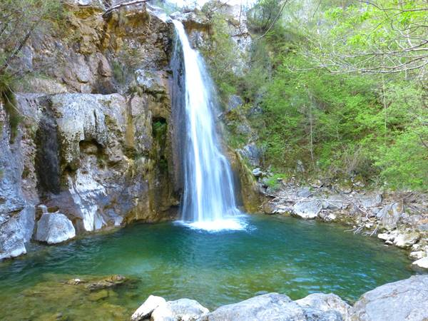 Discover the waterfalls of the Ledro Valley!
